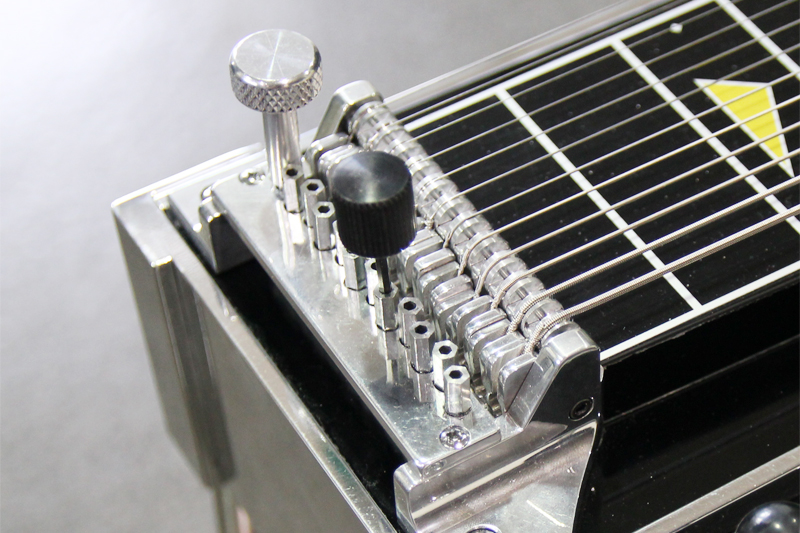 how to build keyless guitar tuners